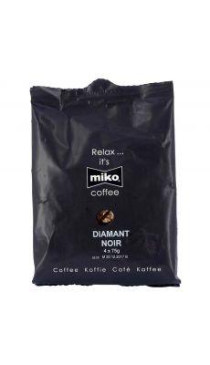 MIKO - 509274 - Filtre dose Miko Diamant noir - Carton de 36