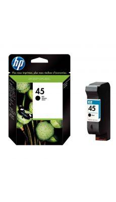 HP - 51645AE - Cartouche Noir N°45