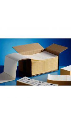 Etiquettes thermiques adhésives 148x210mm - Carton de 2 000