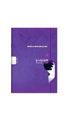 Clairefontaine - 564 - Cahier musique et chant grand carreaux - A4 - 48 Pages