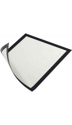 Durable - 4868-01 - Pochette cadre magnétique noir A3 - Sachet de 5