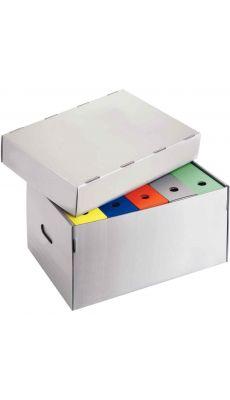 Extendos - 1273 x513 - Container archive en polypropylène recyclable - Carton de 5