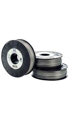 Bobine Ultimaker filament plat coloris argent 2.85mm