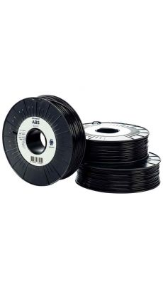 Bobine Ultimaker filament ABS coloris noir 2.85mm