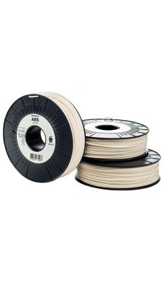 Bobine Ultimaker filament ABS coloris blanc 2.85mm