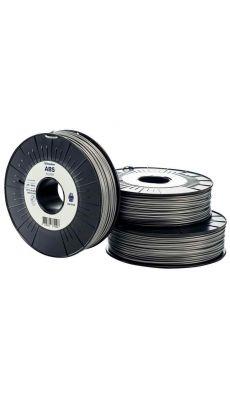 Bobine Ultimaker filament ABS coloris Argent 2.85mm