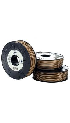 Bobine Ultimaker filament ABS coloris Or 2.85mm
