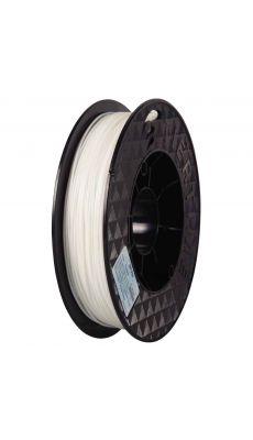 Bobines Tiertime Filament Plat coloris Blanc 1.75 mm - Boite de 2 x 500 gramme