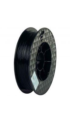 Bobines Tiertime Filament Plat coloris Noir 1.75 mm - Boite de 2 x 500 grammes