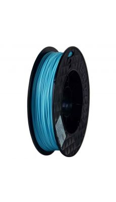 Bobines Tiertime Filament Plat coloris Bleu 1.75 mm  - Boite de 2 x 500 grammes.