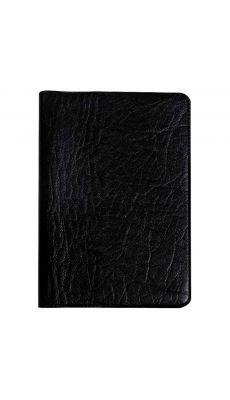 Exacompta - 13412E - Agenda de poche noir - jour/page