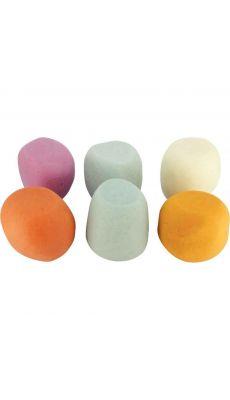 PEBEO - 699371 - Set de 6 pots de 350 grammes de pâte à modeler vives