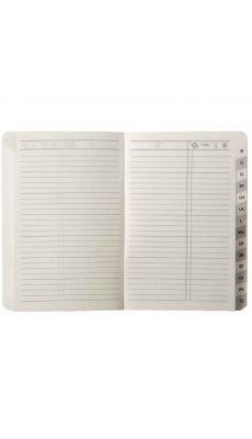 QUO VADIS - Repertoire agenda randonnee 9x12,5 cm