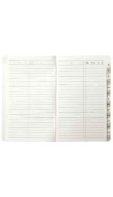 QUO VADIS - Repertoire pour agenda affaires 10x15 cm
