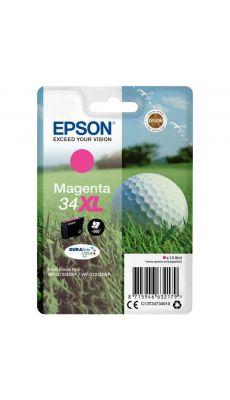 Epson - C13T34734010 - Cartouche Magenta