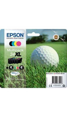 Epson - C13T34764010 - Cartouche couleur