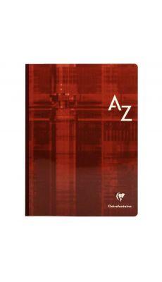 Clairefontaine - 9149C - Répertoire brochure - A4 - 192 Pages