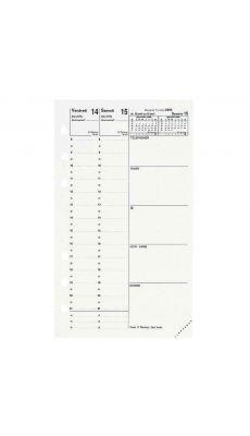 QUO VADIS - Recharge agenda timer 17 16mois