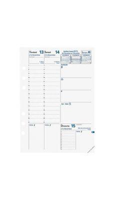 QUO VADIS - Recharge agenda timer 21 16 mois