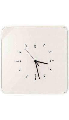 Multibox porte clés horloge blanc