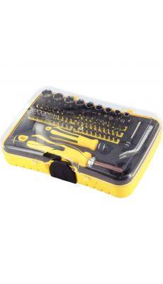 Kit outils magnétiques de précision 70 pièces