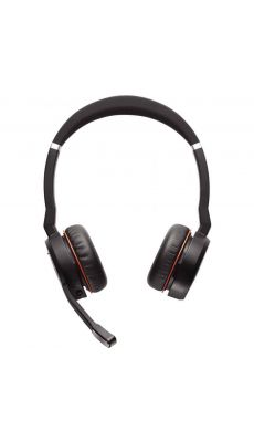 JABRA - 7599-838-109 - Casque Evolve 75