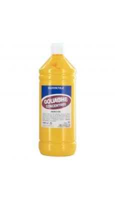 Gouache liquide superieur jaune or - Flacon de 1L