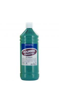 Gouache liquide superieur emeraude - Flacon de 1L