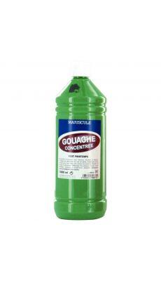 Gouache liquide superieur vert - Flacon de 1L