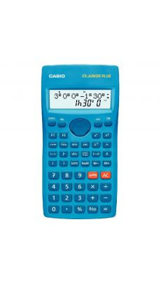 Casio - FX JUNIOR PLUS - Calculatrice scientifique