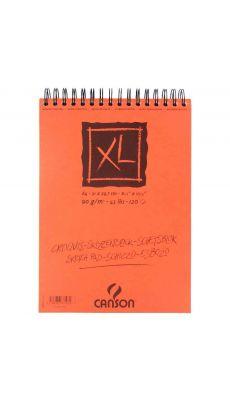 Canson - 787103 - Album spirale Croquis XL A4 90g - 120 feuilles