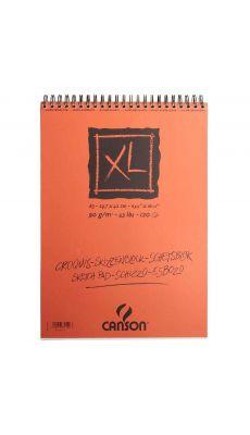 Canson - 787115 - Album spirale Croquis XL A3 90g - 120 feuilles