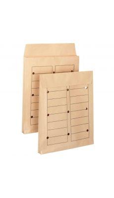 Enveloppes courrier interieur 26x33x3 - boite de 50