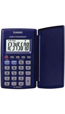 Casio - HL-820VER - Calculatrice de poche 8 chiffres