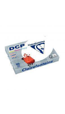 Clairefontaine - 1842 - Ramette papier blanc A4 DCP 160g - 250 Feuilles