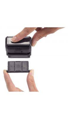 TRODAT - Cassette ref 6/4913 encree noir - Blister de 3