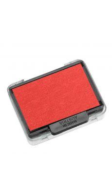 TRODAT - Cassette ref 6/50 encree rouge - Blister de 3