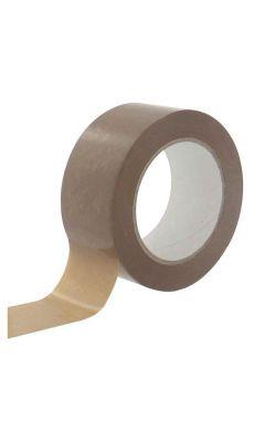 Rouleaux adhésif d'emballage PVC 100m - Lot de 6