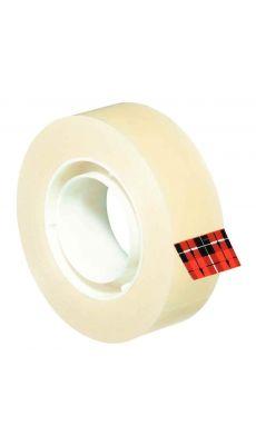 SCOTCH - Rouleau adhesif transparent 19x33 fl 550