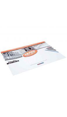 Papier calque uni A3 90g - pochette de 10