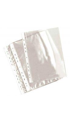 Pochettes perforees lisse 5,5/100 - sachet de 100