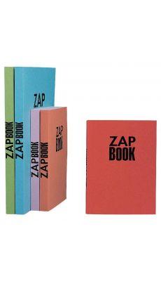 Bloc de brouillon zap book 11x15 uni