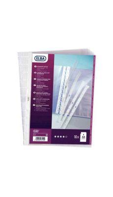 Elba - 02050081 - Pochette Flexam A4 - Paquet de 10