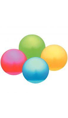 Ballon gym 160mm pvc assorti - Lot de 4