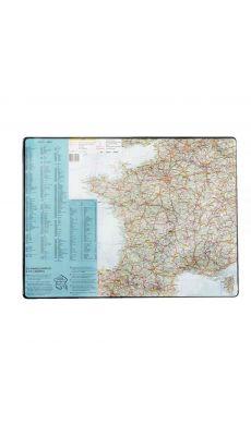 Esselte - 32179 - Sous-main - Carte de france - Format 53x40 cm