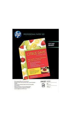 HP - C6818A - Papier photo glacé 180g - A4 - Boite de 50 Feuilles