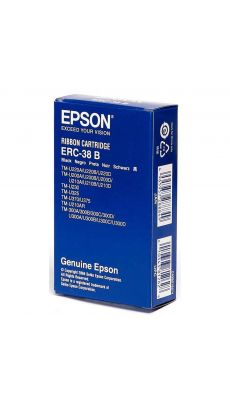 Epson - ERC-38B - Ruban nylon noir S015374
