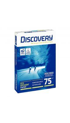 Ramette papier A4 Discovery 75g - Blanc