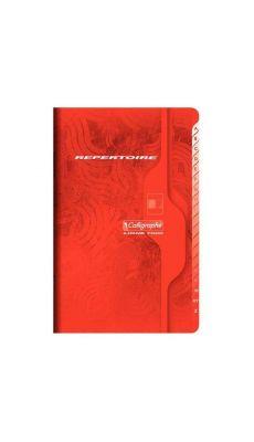 Clairefontaine - 841 - Répertoire piqûre petit carreaux - 11x17 cm - 96 Pages