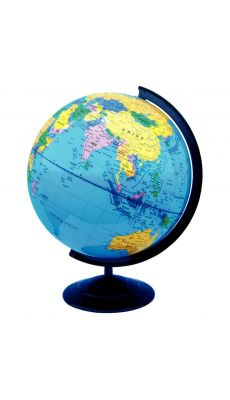 SAFETOOL - Globe geographique non lumineux d30